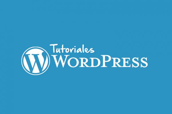 Tutorial panel wordpress