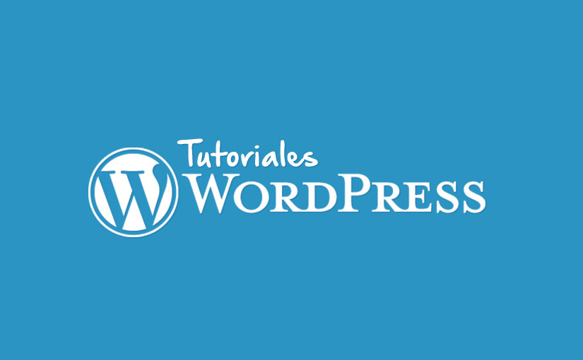 Añadir entradas wordpress