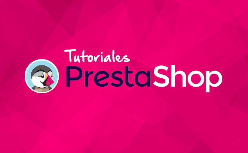Añadir productos con Prestashop