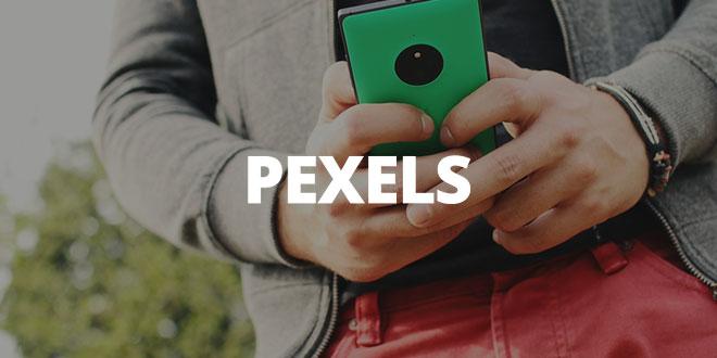 Banco de imágenes pexels
