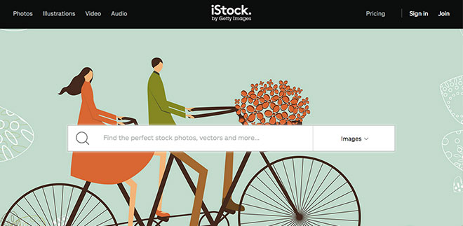 Banco de imágenes Istockphoto