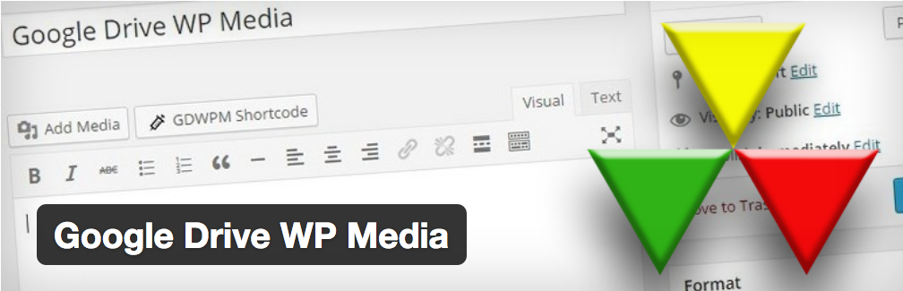 Plugin WordPress Google Drive