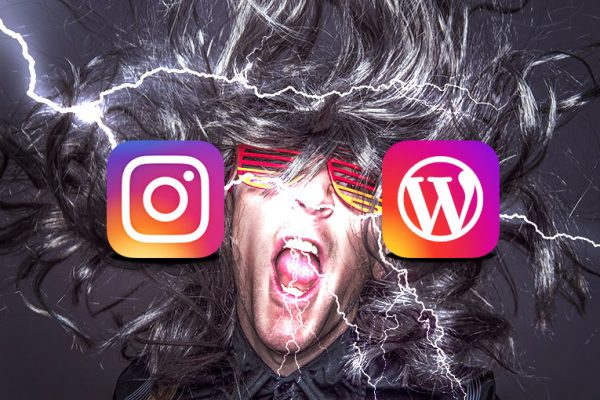 Instagram WordPress